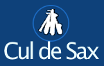 Cul de Sax logo: click for home page